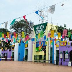Nico Park in Kolkata