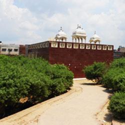 Seva Kunj and Nidhiban Vrindavan in Mathura