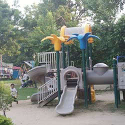 Niku Park (Nikku Park) in Jalandhar