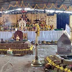 Nimishamba Temple in Srirangapatna