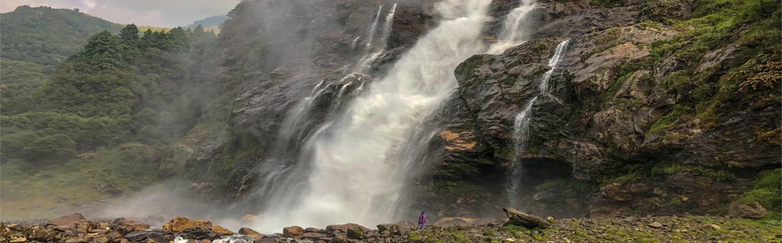Nuranang Waterfall