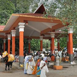 Oachira Temple in Vadakara