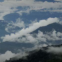 Observatory Hill in Darjeeling