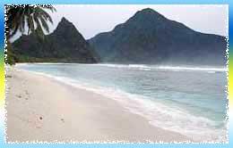 Ofu Beach in Ofu