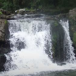 Olakaruvi Falls in Kanyakumari