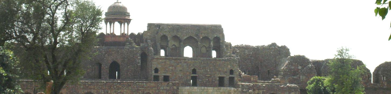 Old Fort of Delhi