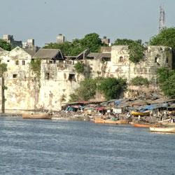 Old Fort Surat in