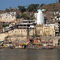 Omkareshwar Temple in Omkareshwara