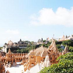 Palitana Temple in Bhavnagar