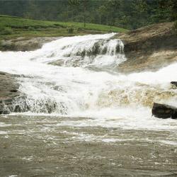 Pallivasal Falls in Munnar