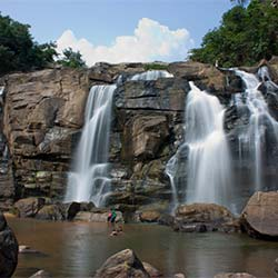 Panch Gagh Falls in Ranchi