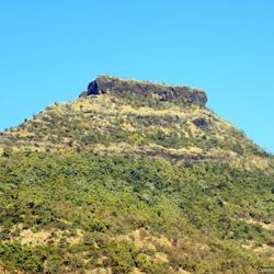 Pandavgad Fort in Satara