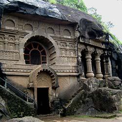 Pandavleni Caves in Nashik