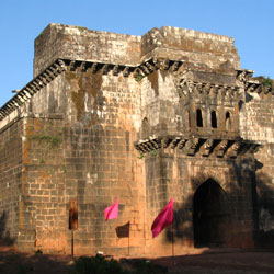 Panhala Fort in Kolhapur