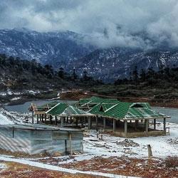 Pankang Teng Tso Lake in Tawang