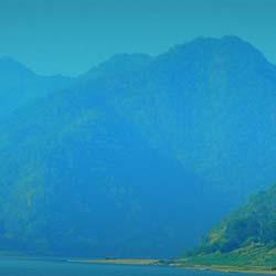 Papi Hills in Rajahmundry