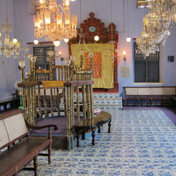 Paradesi Synagogue in Kochi