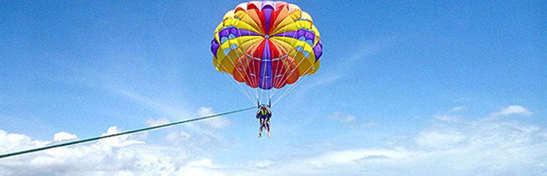 Parasailing in Pune