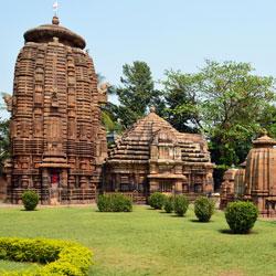 Parashurameshvara Temple in Bhubaneswar