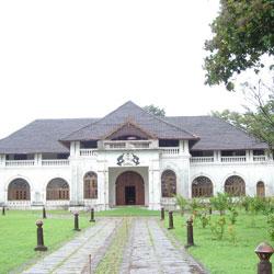 Pareekshith Thampuran Museum in Kochi