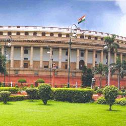 Parliament House, Delhi in New Delhi