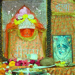 Pat Baba in Jabalpur