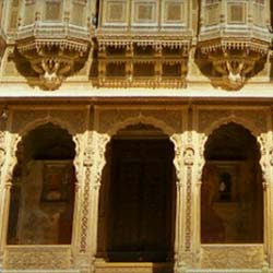 Patwon Ki Haveliyan in Jaisalmer