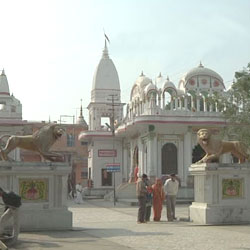 Pawan Dham Temple in Haridwar