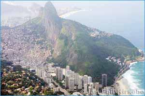 Pedra Da Gavea in Rio De Janeiro