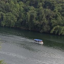 Peechi Vazhani Wildlife Sanctuary in Thrissur