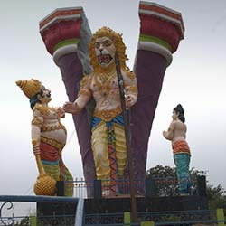 Penna Ahobilam in Anantapur