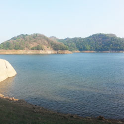 Periyar River in Idukki