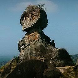 Phantom Rock in Wayanad