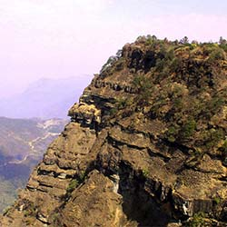 Phawngpui Peak in Aizawl