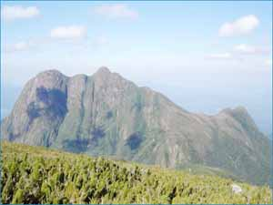 Pico Parana in Paranagua