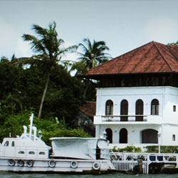 Pierce Leslie Bungalow in Ernakulam