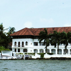 Pierce Leslie Bungalow in Kochi