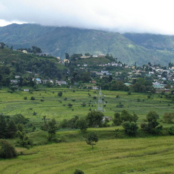 PIithoragarh Hills in Pithoragarh