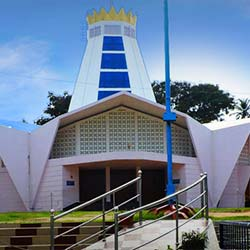 Pullichira Church in Kollam