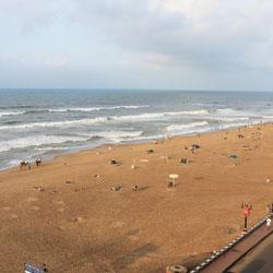 Puri Beach in Puri