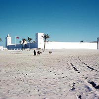 Qasr Al Hosn  in Abu Dhabi