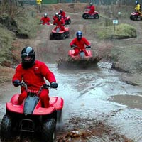 Quad Biking in Wales in Wales