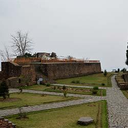 Rabdentse Ruins in Pelling