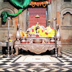 Radharamana Temple in Mathura