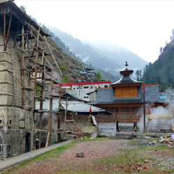 Raghunath Temple in Kullu