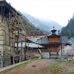 Raghunath Temple in Kullu