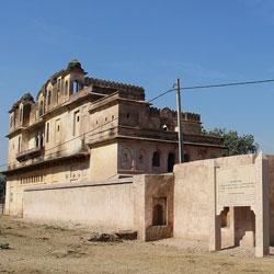 Rai Praveen Mahal in Orchha