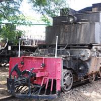 Nairobi Railway Museum in Nairobi