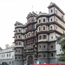 Rajwada Palace in Indore