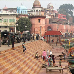 Ram Ghat in Chitrakoot